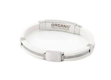 ORGANO Vital Armband Deluxe - weiß